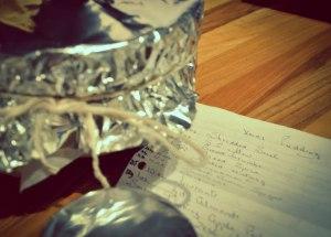 Christmas Pudding 1