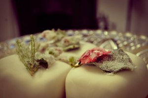 BLOG CHRISTMAS Crystallised flower cakes-9