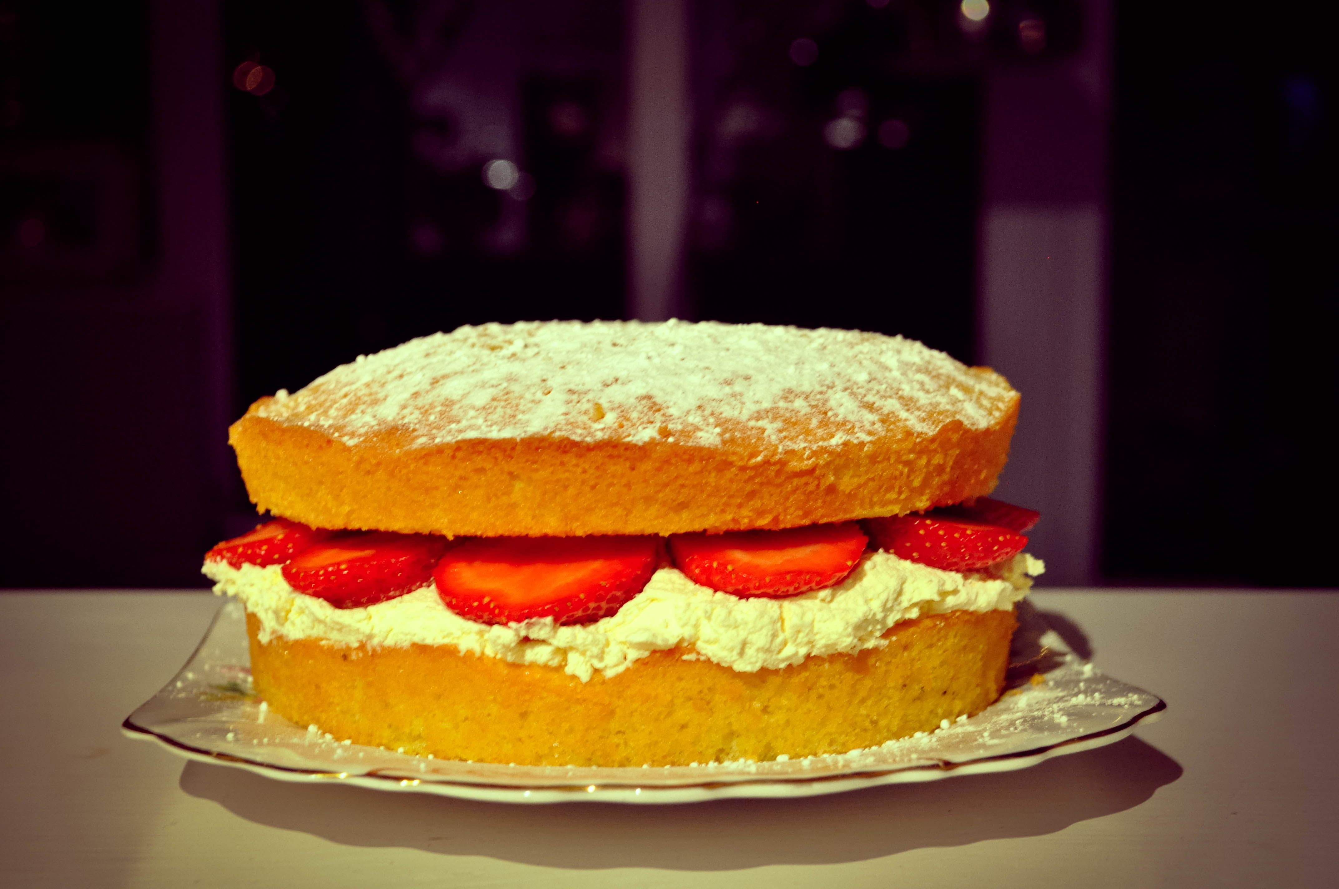 Mary Berry S Perfect Victoria Sandwich Ahumblehousewife