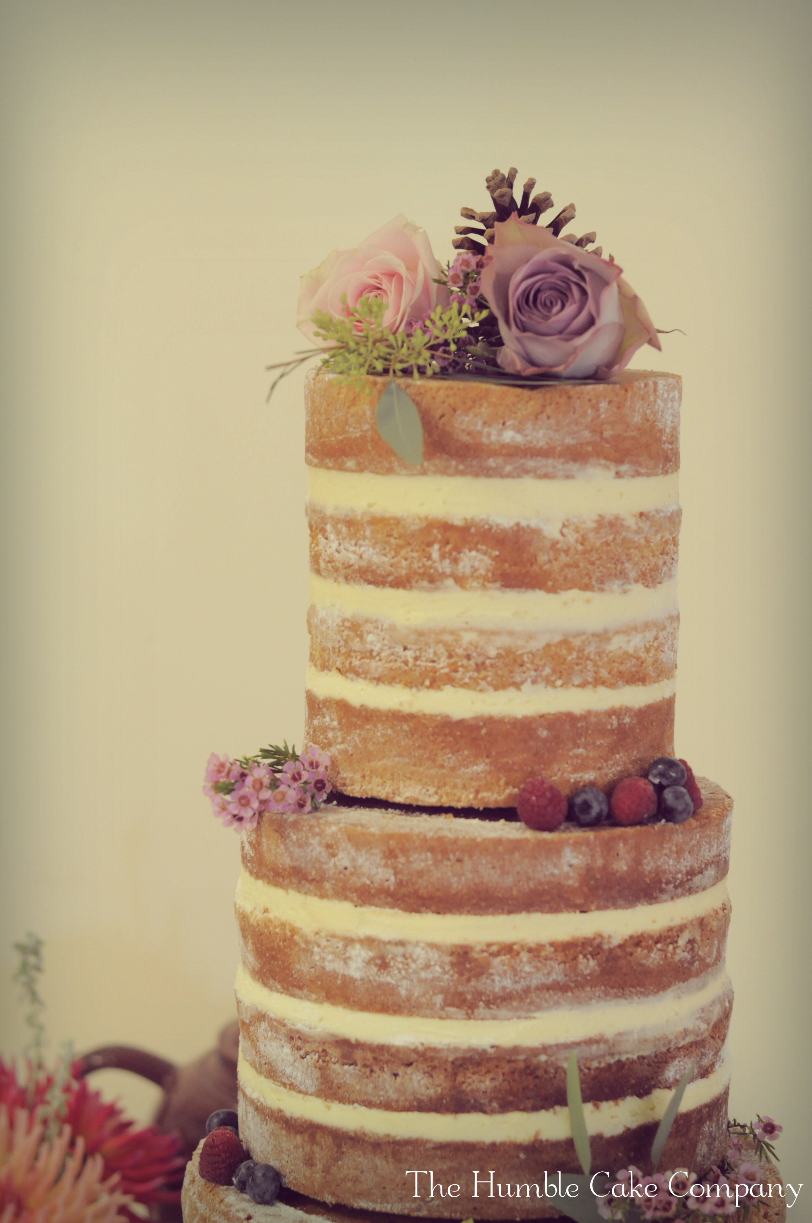 A guide to Naked Wedding Cakes